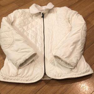 Super cute white Ralph Lauren jacket size small/ 7